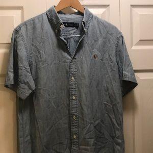 Ralph Lauren jean top